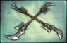 Cross Halberd - 2nd Weapon (DW8XL)