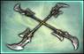 Cross Halberd - 2nd Weapon (DW8XL)