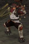 Benkei Alternate Outfit (WO2PSP)