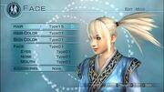 DW6E - Edit Character