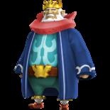 King Daphnes Alternate Costume 3 (HWL DLC)