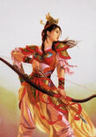 Sun Shangxiang Illustration (ROTK12TB)