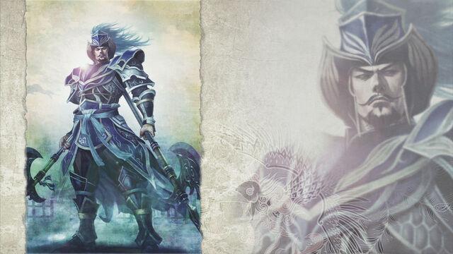 File:Treasure Box Artwork Wallpaper 3 (DW7 DLC).jpg