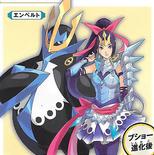 Pokemon Conquest - Ina 2