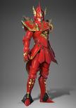 Lu Xun Knight Costume (DW9 DLC)