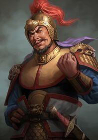 ROTK12 Liu Xun