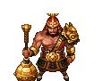 Xu Chu Battle Sprite 3 (ROTKLCC)