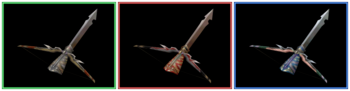 DW Strikeforce - Blade Bow 2
