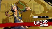 「ONE PIECE 海賊無双4」キャラクター紹介映像~ウソップ~ PS4 Nintendo Switch XboxOne