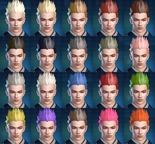 Hair Colors (DWN)