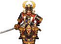 Ieyasu Tokugawa Battle Sprite (ROTKLCC)