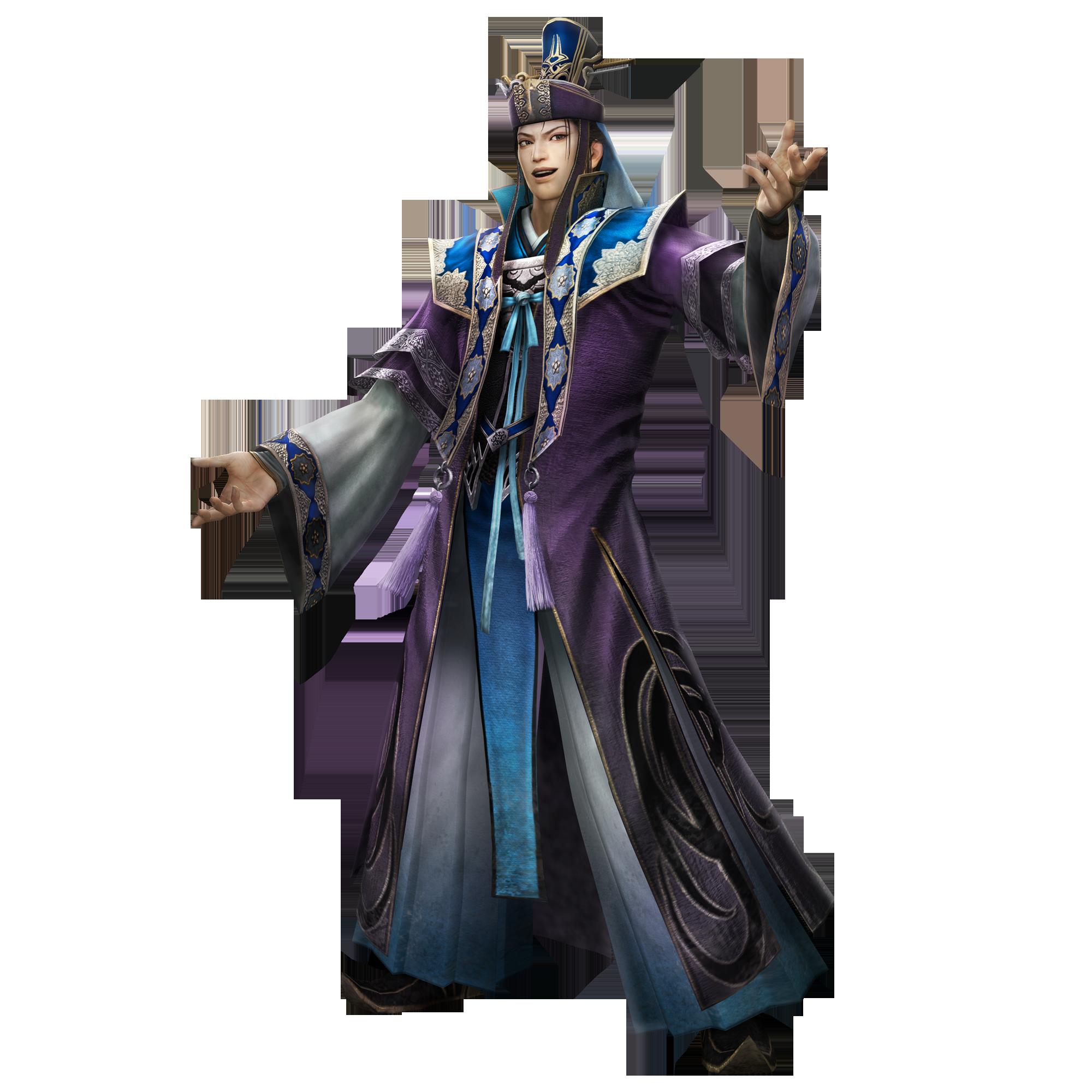 Lu Bu Warriors Orochi 4: FANDOM Powered By Wikia