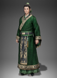 Liu Shan Civilian Clothes (DW9)