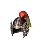 Male Head 20D (DWO)
