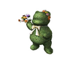 Shrub Plant 4 (DWO)