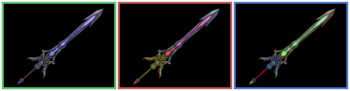 DW Strikeforce - Long Sword 9