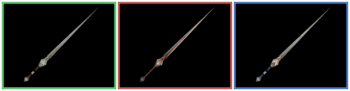 DW Strikeforce - Sword 5