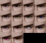 Eye Colors (BSN)