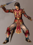 Lu Xun Alternate Outfit 2 (DW4)