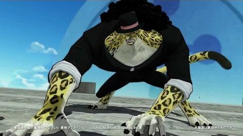PS4・PS3・PS Vita「ワンピース 海賊無双3」 プレイ動画【ルッチ】編