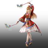 Chacha Sanada-Themed Costume (SWSM DLC)