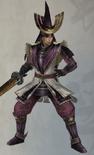 Nagamasa Azai Alternate Outfit (SW2)