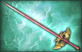 Big Star Weapon (Recolor) - Ruby Rapier