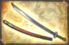 Curved Sword - 4th Weapon (DW7)
