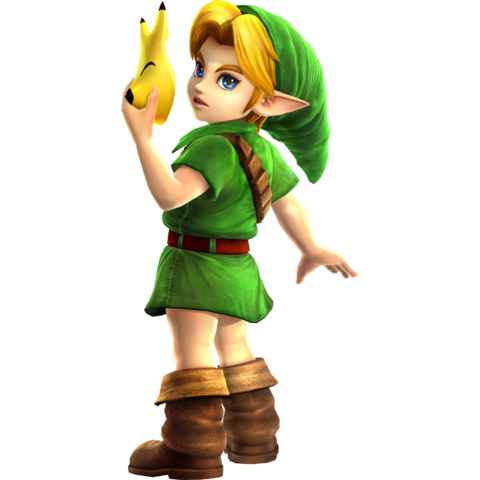 File:Young Link - HW.png
