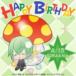 Sora Birthday Post (KC3)