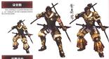 Toshiie Maeda Concept Art (SW3)