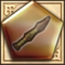 Wooden Sword Badge (HW)