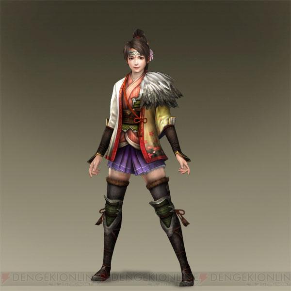 Warriors Orochi 4 Odin: Image - Oka Costume (TKDK DLC).jpg