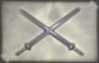 Twin Swords - 1st Weapon (DW7)