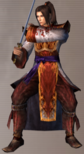 Zhou Yu Alternate Outfit 2 (DW4)