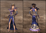 Edit Female Outfit - Sorceress Gown (DW5)