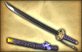 2-Star Weapon - Wisteria Kodachi