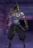 Dodomeki Alternate Outfit (WO3)
