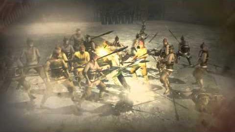 Dynasty Warriors 7 Empires E3 2012 Trailer