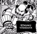 Yoshikata Rokkaku (NARN)