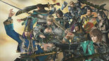 Dynasty Warriors 7 DLC - Jin Wallpaper