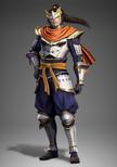 Ling Tong Samurai Costume (DW9 DLC)