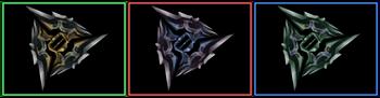 DW Strikeforce - Tri Blades 12