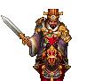 Yuan Shu Battle Sprite 3 (ROTKLCC)