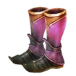 Hard Leather Greaves (DWU)