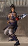 Bodyguard Spear - Level 4-6