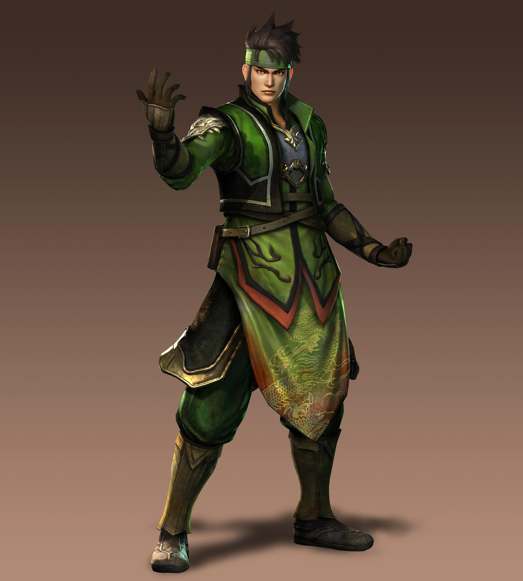 Lu Bu Warriors Orochi 4: Image - Guanping-dw7.jpg