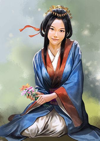 File:Lady Xiahou - RTKXII.jpg