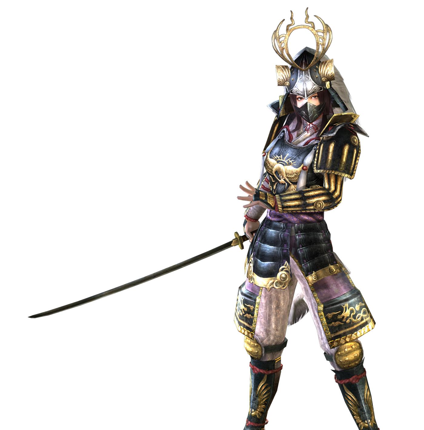 Warriors Orochi 4 All Female Characters: Image - Female Protagonist 2 (BS).jpg