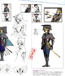Nagamasa Kuroda Concept Art (SY)